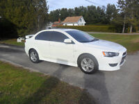 2014 Mitsubishi Lancer limited Sedan