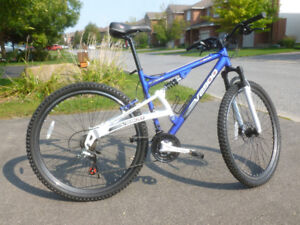 New mountain bike for sale.