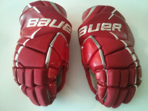 Assorted Hockey Gloves