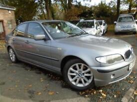 2004 54 BMW 3 SERIES 2.0 320D ES 4D 148 BHP DIESEL