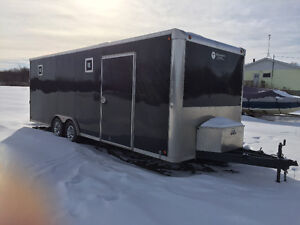 2011 millenium 24ft trailer.