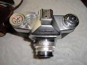 Voigtlander Bassamatic Color-Skopar X Camera w/Case