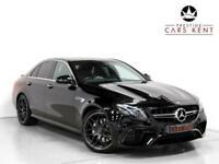 Mercedes-Benz E Class E63 4Matic+ Premium 4dr 9G-Tronic Auto Saloon Petrol Autom