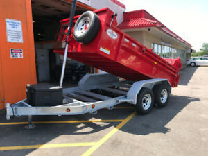 DUMP TRAILERS  NEW FOR 2020  EXECUTIVE SERIES LINE