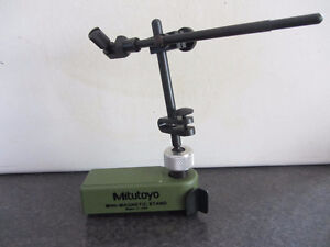 Mitutoyo Mini-Magnetic Stand