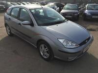 2004 FORD FOCUS 1.6 Z TEC FULL 12 MONTHS MOT