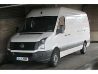 Volkswagen Crafter 2.0TDI ( 109PS ) 2015MY CR35 MWB NO VAT ((FINANCE AVAILABLE))
