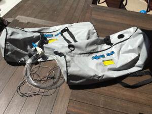 Fat sac / ballast bag