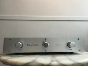 Sonneteer Alabaster Audiophile Hi-Fi Integrated Amplifier