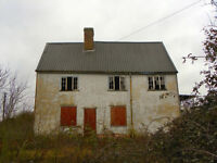 I`m looking to Rent a Derelict / Empty / Run Down or Boarded Up Flat or House in Bathgate