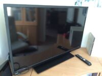 Toshiba 40inch LED TV (CONDITION USED)