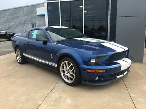 2007 Shelby Mustang GT GT 500 Coupe (2 door)