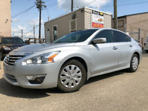 2014 NISSAN ALTIMA 2.5 163985 KMS BACKUP CAMERA BLUETOOTH !