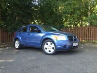 Dodge Caliber Se Years Mot Low Miles ! focus passat mondeo golf estate