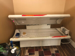 Tanning bed for sale - make me an offer today.