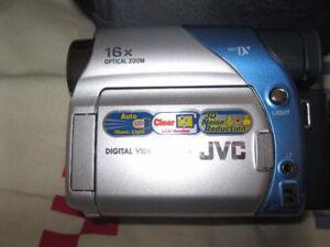 JVC Digital Video camera (Model GR-D33U)