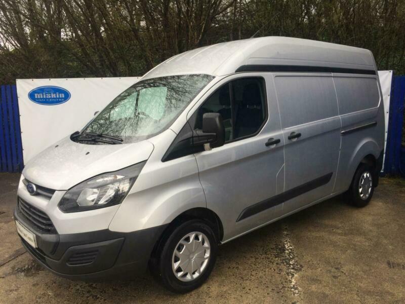 09be982dc4 2014 Ford Transit Custom 2.2TDCi ( 100PS ) ECOnetic 290 LWB Hi Roof Van