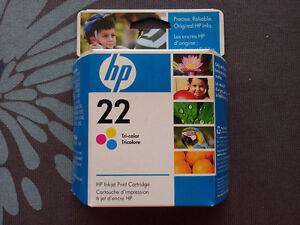 HP22 GENUINE INK PRINTER CARTRIDGE