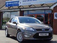 2012 12 FORD MONDEO 1.6 TDCI ZETEC BUSINESS EDITION * SAT NAV * £30 RFL *