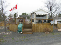 Cottage Trailer For Sale,  Pye's Landing,  Clearwater Bay, Ontar