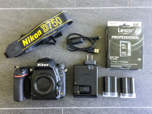 Nikon D 750 | Buy New & Used Goods Near You! Find Everything