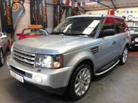 LAND ROVER RANGE ROVER SPORT 4.2 V8 SUPER CHARGE S-C Silver Auto Petrol, 2006 (5