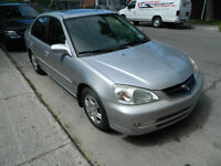 2001 Acura EL TOURING Sedan/MUST SELL/LOTS OF NEW PARTS
