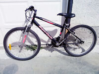 hi there!black mountain bike for sale