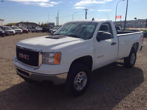 2012 GMC Sierra 2500 $170 Bi Weekly GUARANTEED FINANCING
