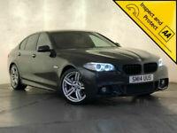2014 BMW 530D M SPORT AUTO SAT NAV PREMIUM SOUND HEATED SEATS SERVICE HISTORY