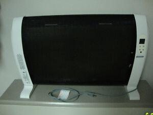 White Garrison Micathermic Electric Heater, MAKE OFFER