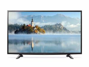 Télévision 12 volts a LED de 40 pouces, TV 12 Volts solaire