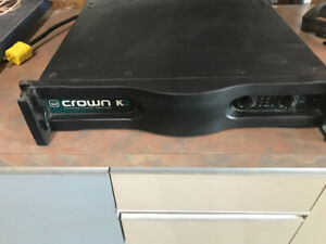 Ampli crown k2