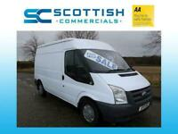 2010 FORD TRANSIT MWB *NO VAT* YEARS MOT GREAT CONDITION PLY LINED sprinter
