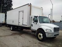 2007 Freightliner M2 Air Brake Automatic 26' Straight Truck