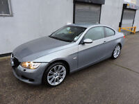 57 BMW 320i SE Coupe 2.0 Auto Damaged Salvage Repairable