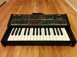 Realistic Concertmate MG-1 analog synth (made in USA by Moog)