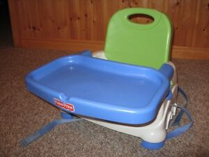 high chair/booster seat London Ontario image 3
