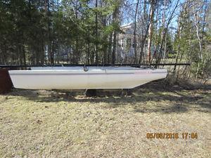 Catamaran Mystère 5.0 XL à vendre