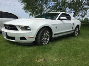 REDUCED- 2012 Mustang 95,000 km
