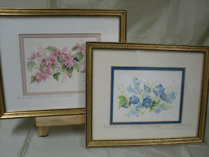 Signed Prints by Artist C. HOLDING
