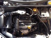Corsa B engine 1.0