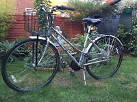 Gary Fisher ladies town bike