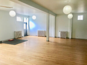 Studio Space for Rent Hourly/Daily