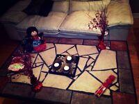 Table en céramique pour salon