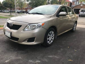 Toyota Corolla for Sale-Sq One Mississauga