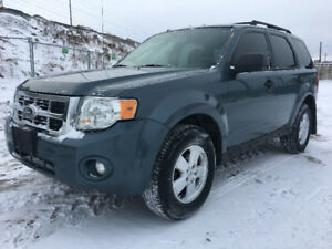 2010 Ford Escape XLT 4WD *Safety* Only 125kms Only $7850