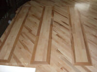 Professional Hardwood and Laminate Floor Installer
