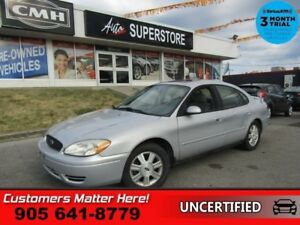 2007 Ford Taurus SEL  AS IS (UNCERTIFIED) AS TRADED IN