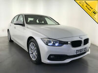 2015 BMW 320D ED PLUS DIESEL SALOON SAT NAV HEATED SEATS 1 OWNER SERVICE HISTORY